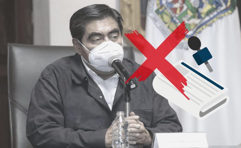 Barbosa: una retahíla constante de agresiones a la prensa