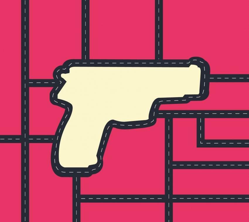 Las cuatro rutas del tráfico de armas en Puebla