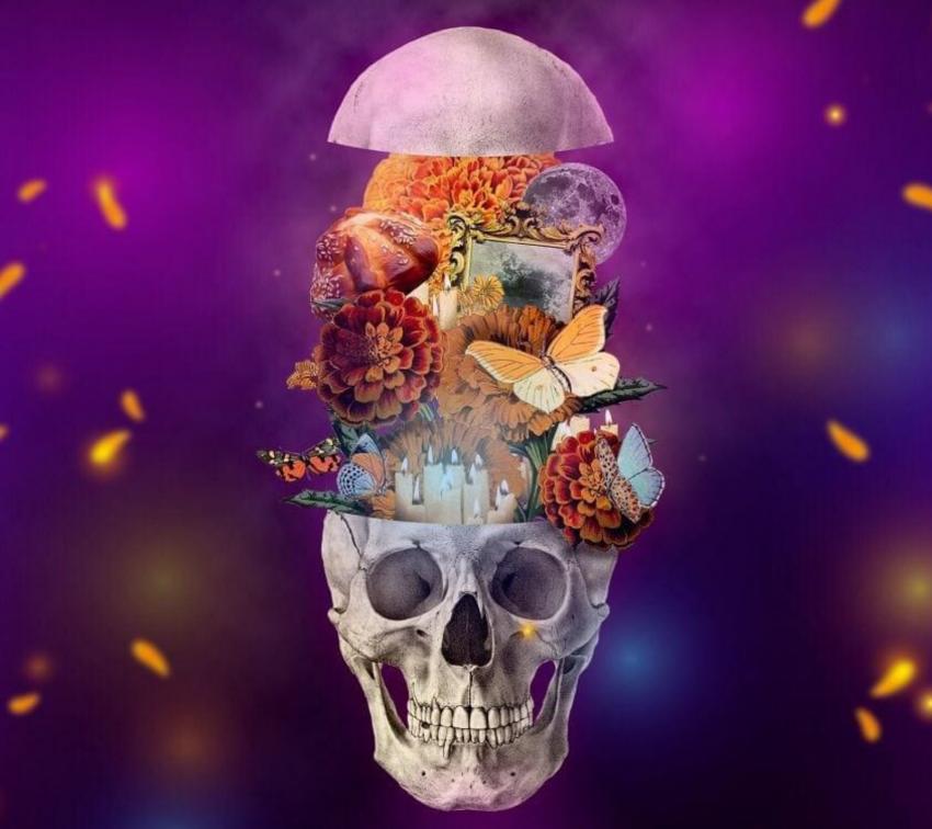 ¡Ya salió el plan! Inauguran Festival La Muerte es un sueño
