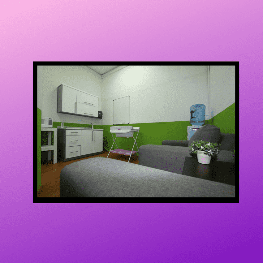Reinauguran sala de lactancia en Reforma 126