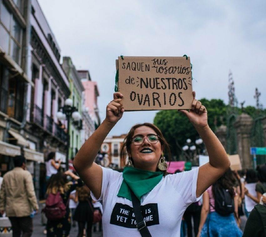 Castigar la libertad. Puebla: omisiones del sistema de salud