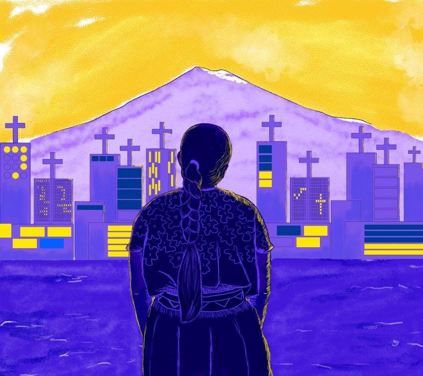 Son indígenas el 10% de las mujeres víctimas de homicidio en Puebla