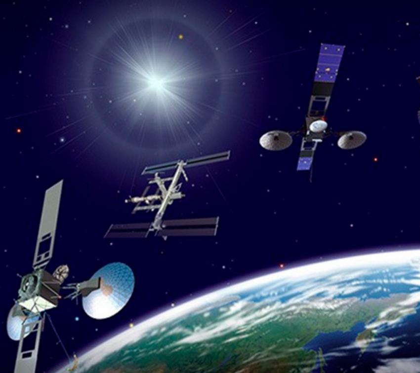 NASA advierte sobre el peligro de una constelación de satélites