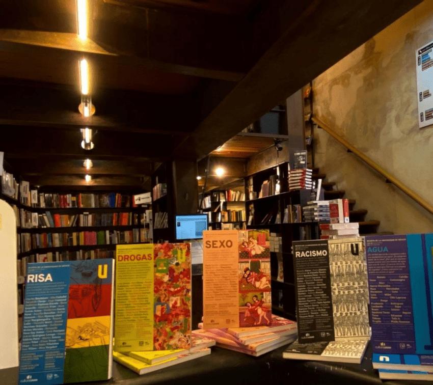 Librerías y editoriales se unen en «El Pasillo de las Independientes»