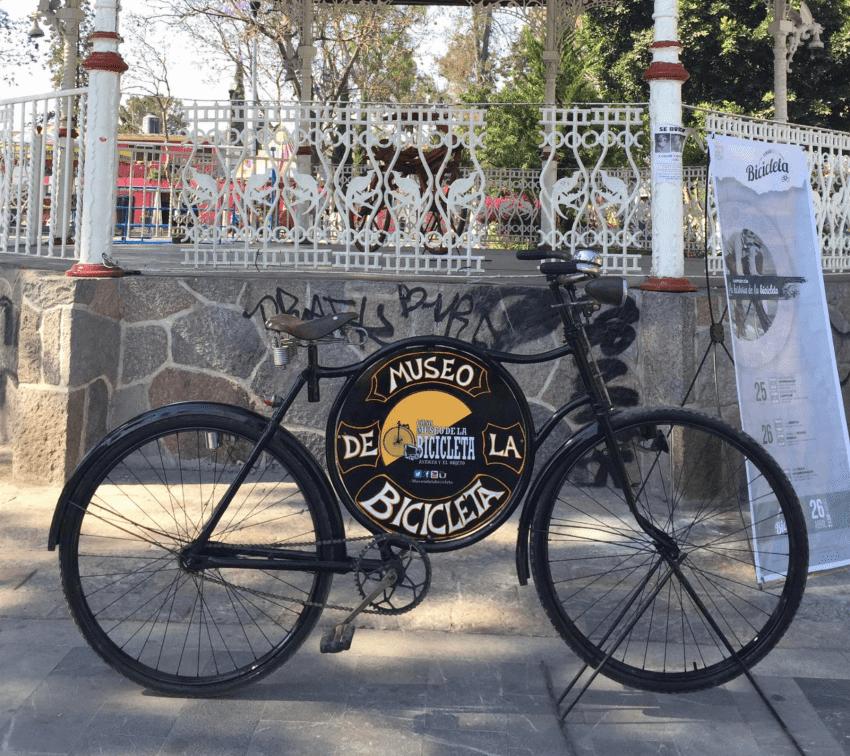 Realizarán recorrido virtual por el Museo de la Bicicleta