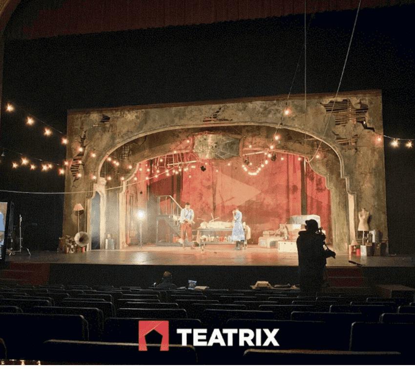 Teatrix: plataforma de teatro en línea