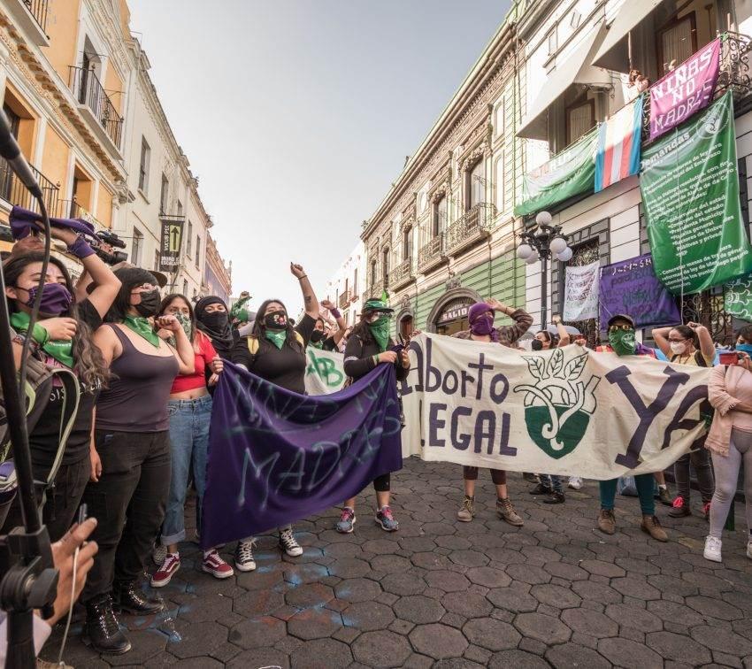 Incumple Congreso de Puebla con acuerdos y retrasa discusión sobre aborto legal