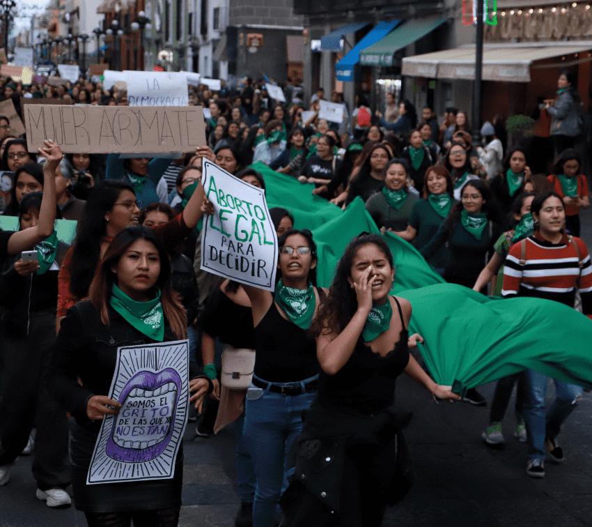 Proponen protocolo en Puebla de interrupción legal y gratuita del embarazo