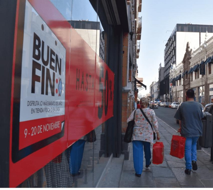 Reportan saldo blanco durante el Buen Fin en Puebla
