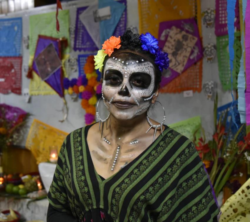 Reportan saldo blanco en operativos por Día de Muertos