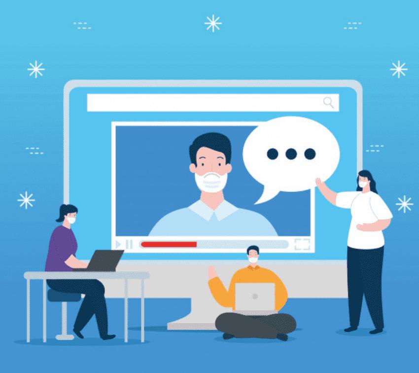 Foro Karuzo ofrece internet gratis para que estudiantes tomen sus clases virtuales