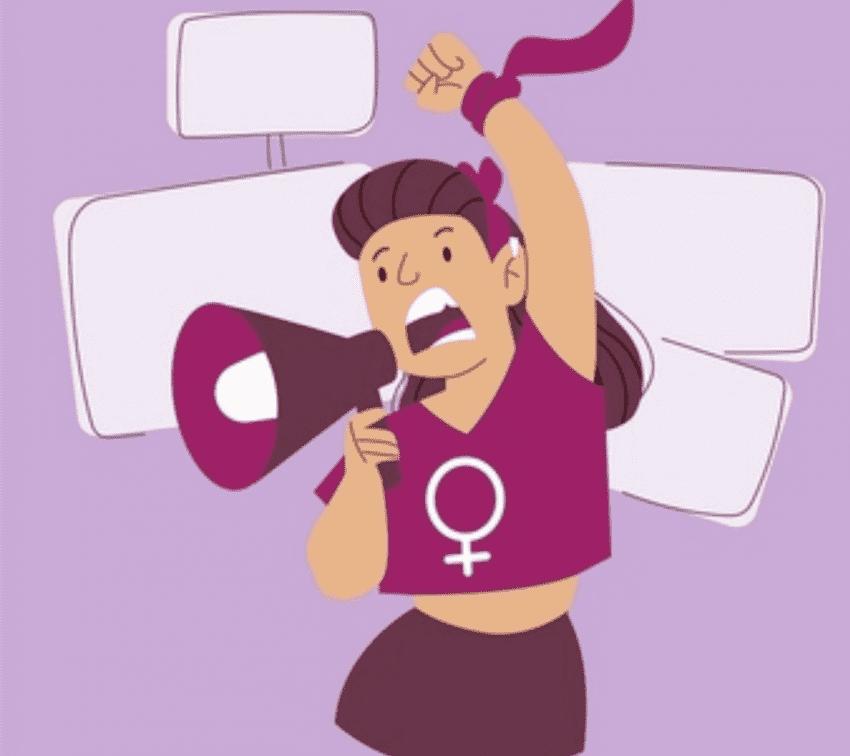 Colectivas convocan a celebrar 10 años de la Marcha de las Putas