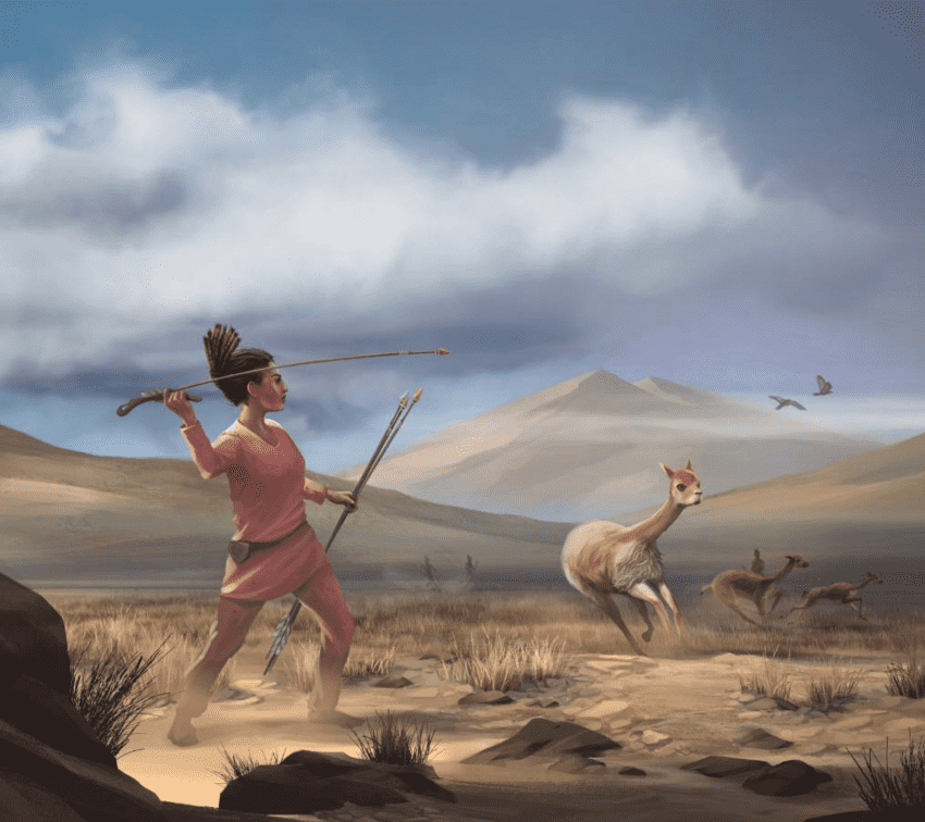 Las mujeres en la prehistoria también eran cazadoras, señala investigación