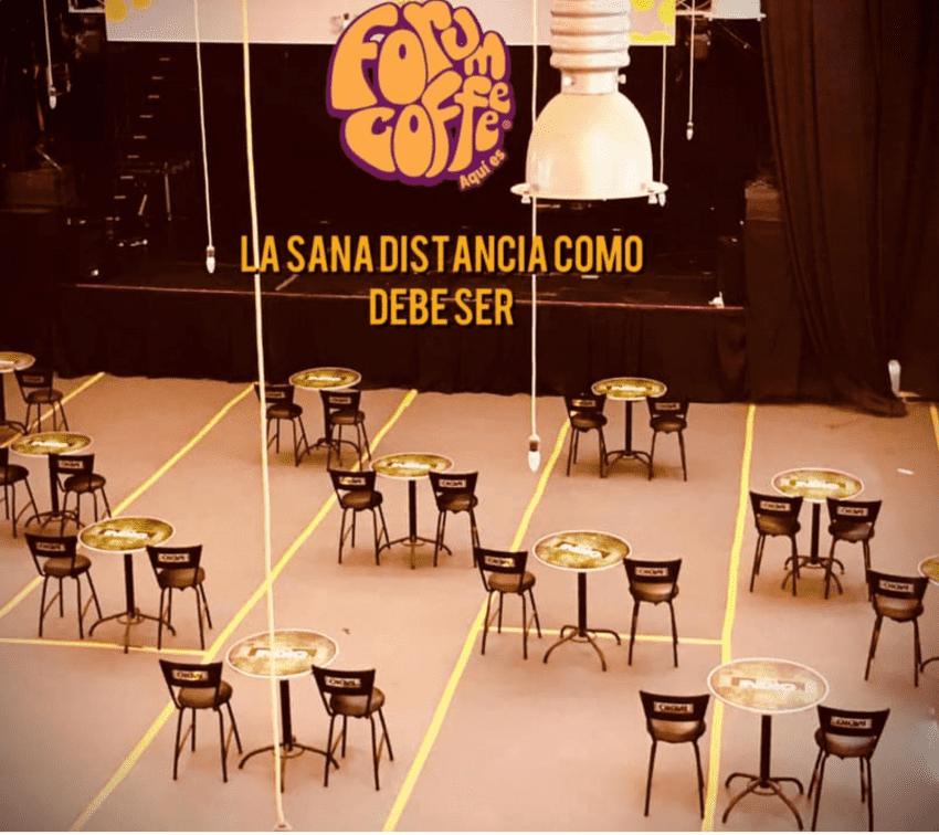 Forum Coffee, espacio en Cholula para disfrutar conciertos en vivo con aforo limitado