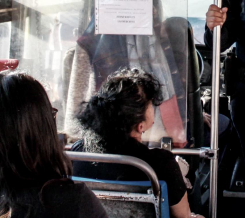 Fallan autoridades al garantizar seguridad a mujeres en transporte público