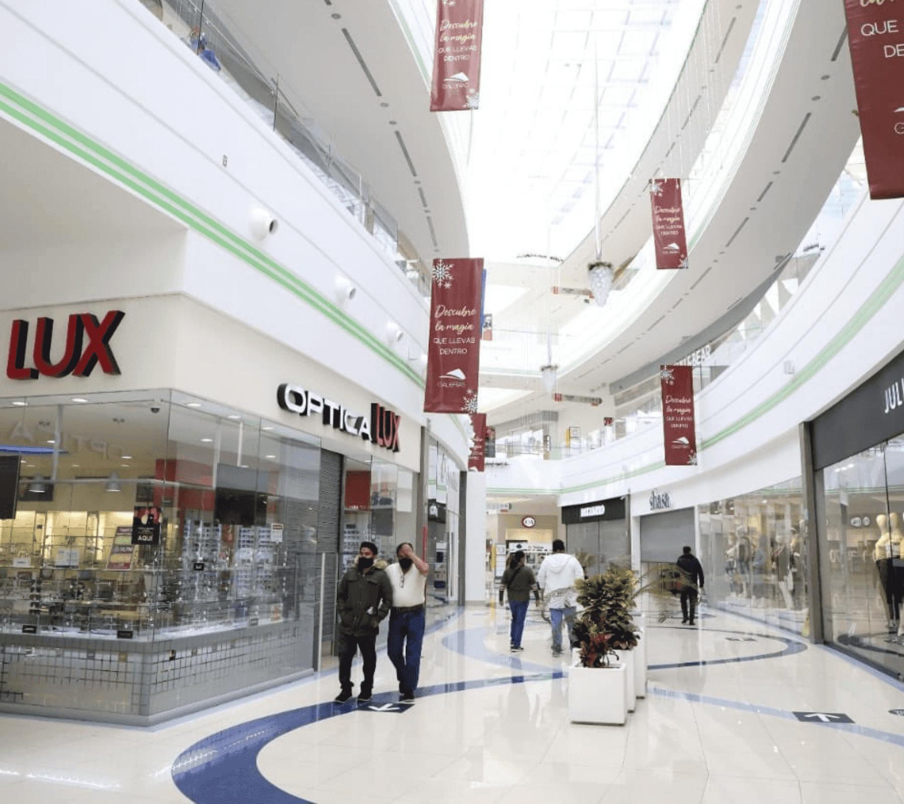 Centros Comerciales Puebla