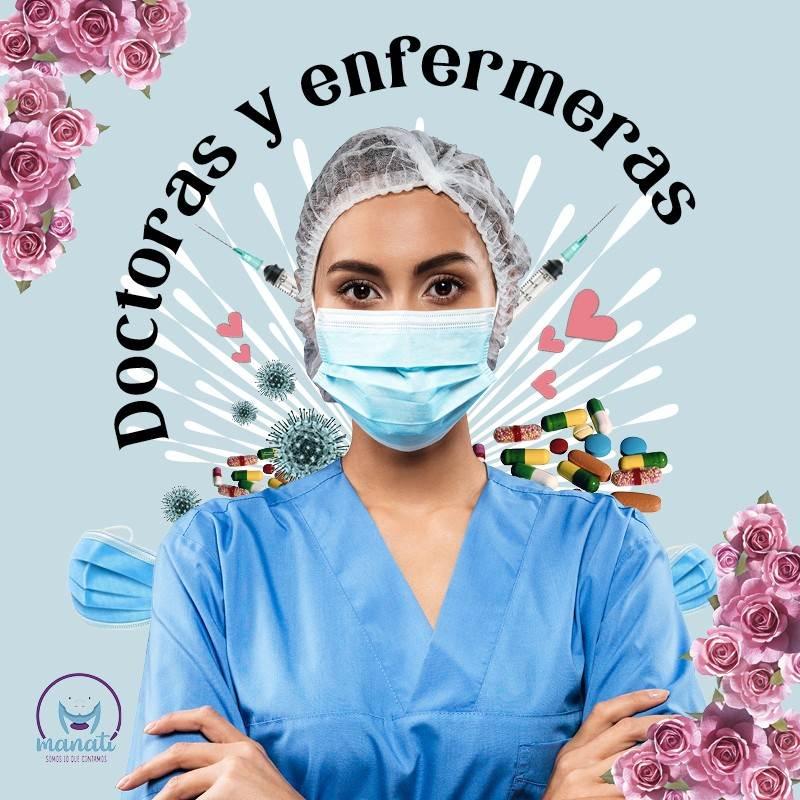 Las doctoras y enfermeras de Puebla han puesto su vida en riesgo para salvar a otros. Son, como suele decirse, la última línea de defensa frente a la pandemia