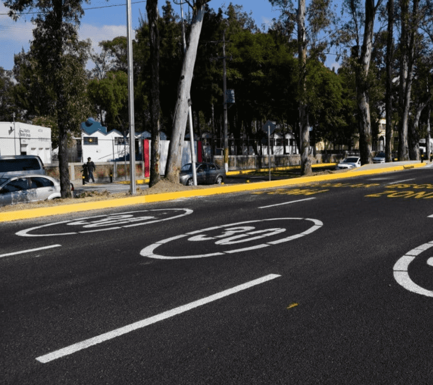 Definen estacionamiento permanente para autobuses turísticos