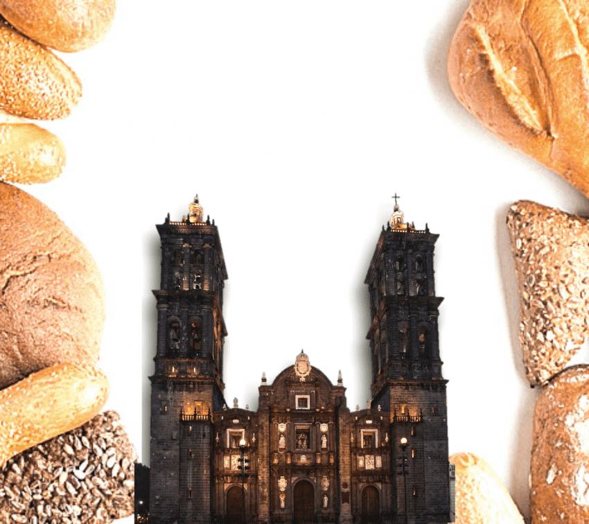 La historia de Puebla yace en una pieza de pan