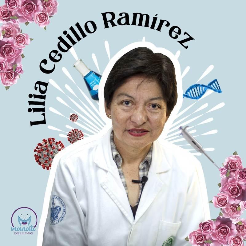Lilia Cedillo Ramírez fue una de las investigadoras para las que no hubo confinamiento posible. A lo largo de este año convivió codo a codo con las médicas, los enfermeros y los internos de los hospitales para analizar el virus y generar conocimiento que ayudara a contener su propagación.