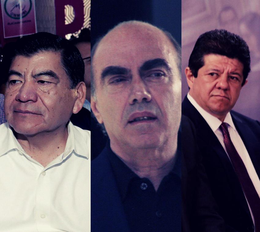 Mario Marín, Nacif y Karam vuelven a ser prófugos de la justicia