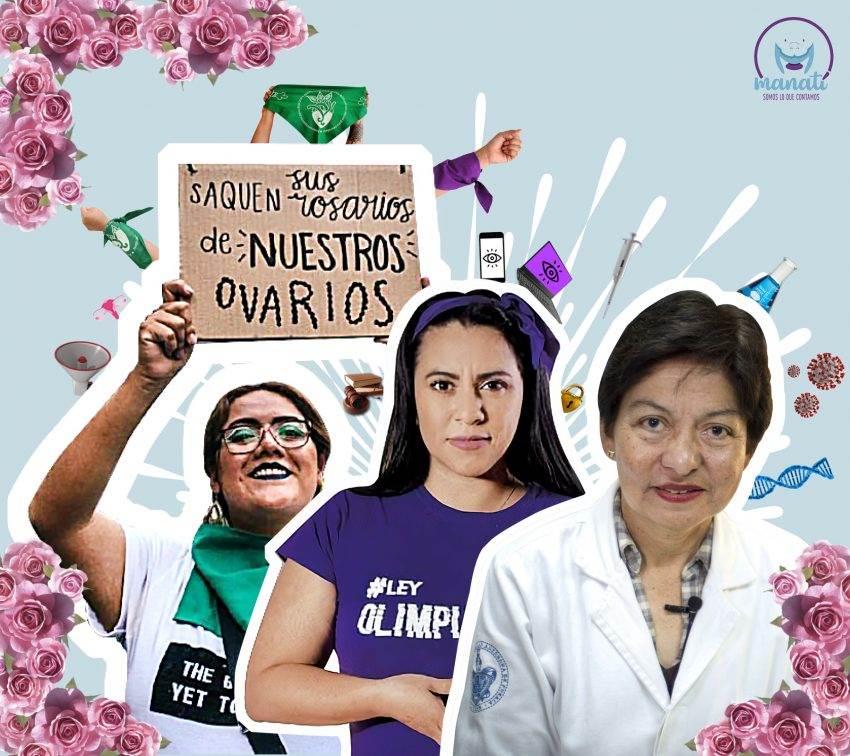 Un homenaje a las mujeres poblanas que marcaron el 2020