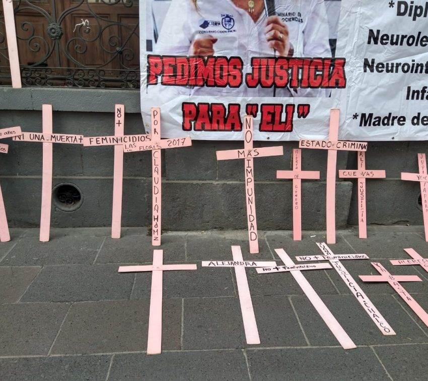 Larga noche de impunidad: víctimas indirectas de feminicidio sufren violencia institucional