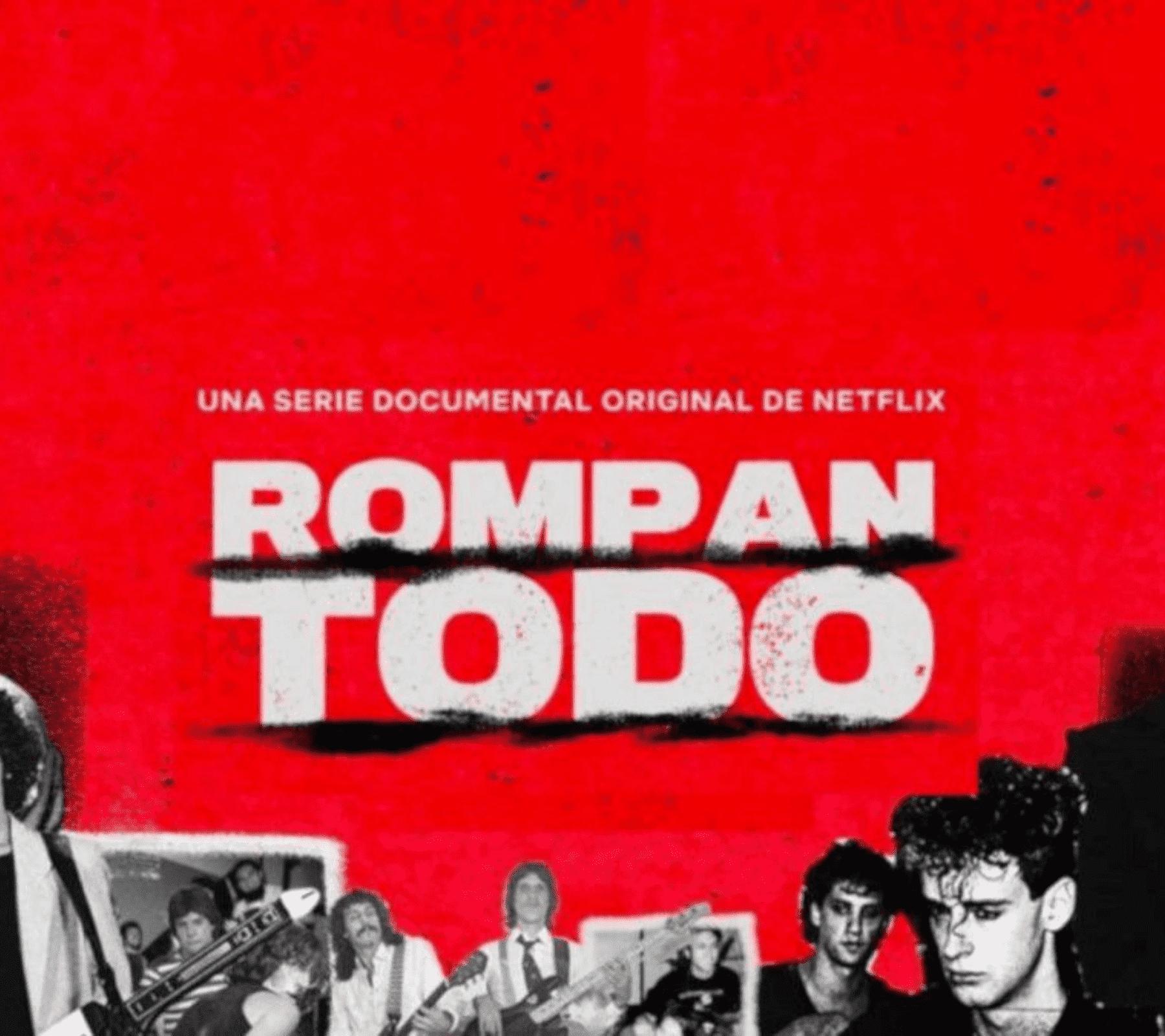 Documental sobre la historia del rock en español