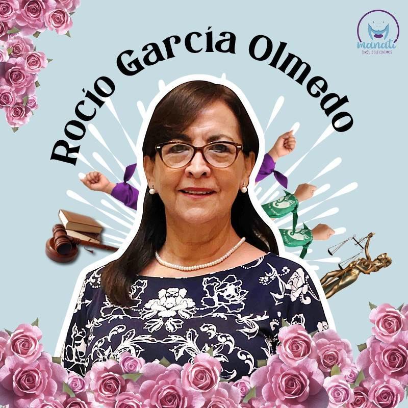 La diputada Rocío García Olmedo probablemente ha sido la mejor legisladora de la LX Legislatura del Congreso de Puebla.