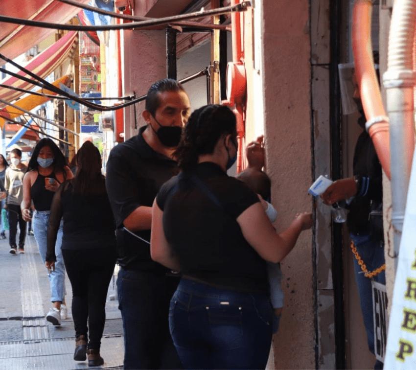 """""""Alerta máxima"""" en Puebla por repunte de casos de covid-19"""