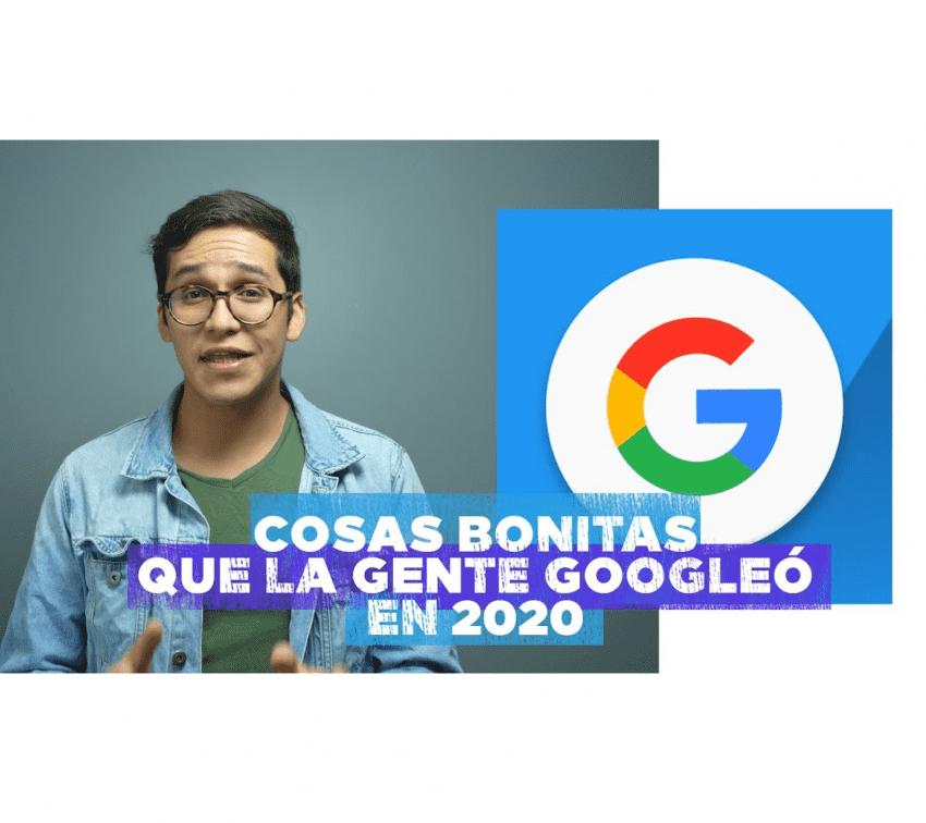 """Cosas bonitas y esperanzadoras que la gente """"Googleó"""" en 2020 🙂"""