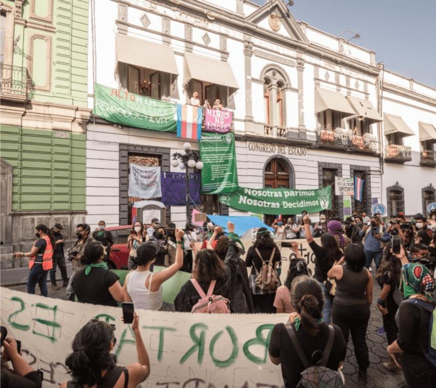 Acota Congreso diálogo con feministas sobre violencia de género