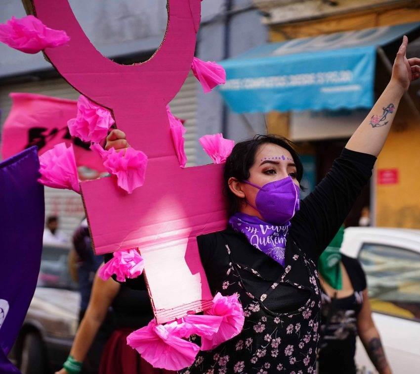 La dignidad y la rabia en la décima Marcha de las Putas