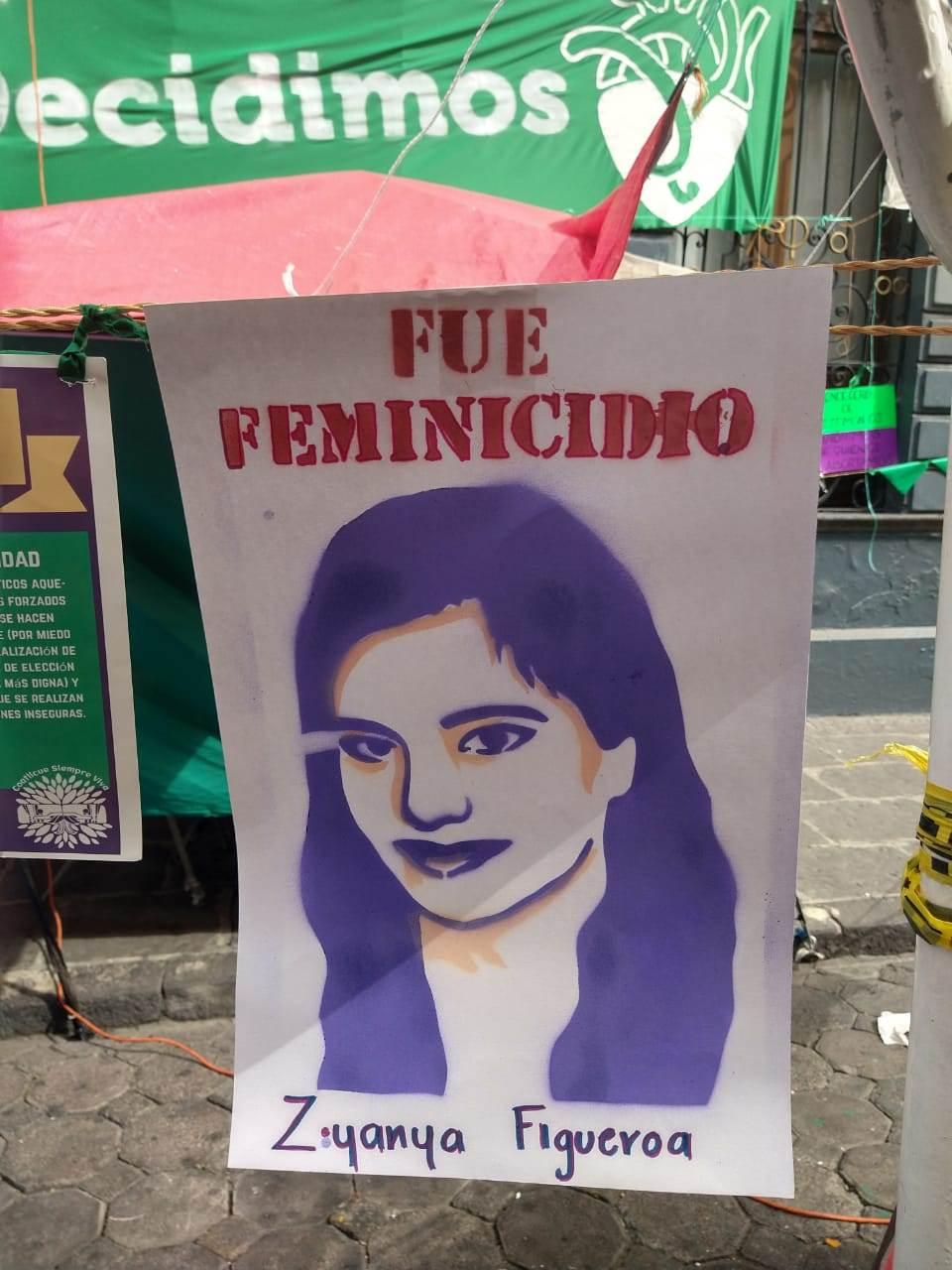 La muerte de Zyanya Figueroa fue investigada como suicidio, aunque varias pruebas arrojan que pudo tratarse de un homicidio. Fotografía: Guadalupe Juárez