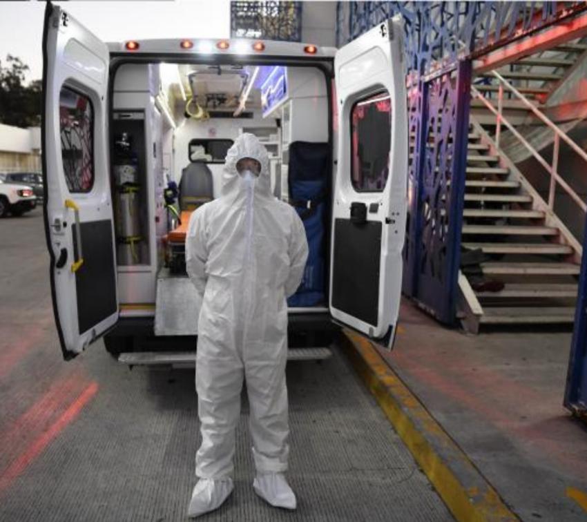 Ocupación hospitalaria en Puebla se duplica en tres semanas por contagios