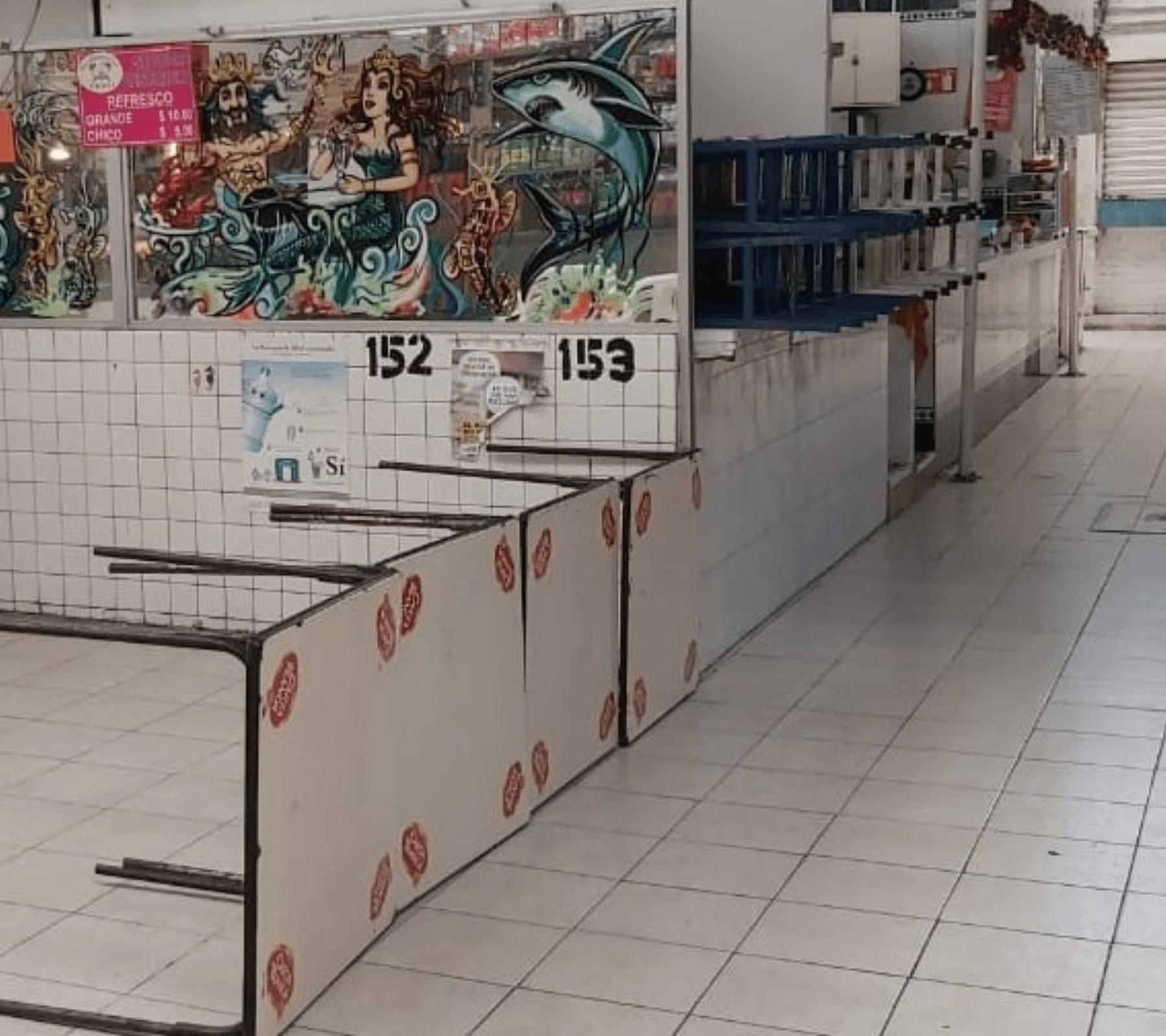 Comerciantes en Puebla suspenden actividades