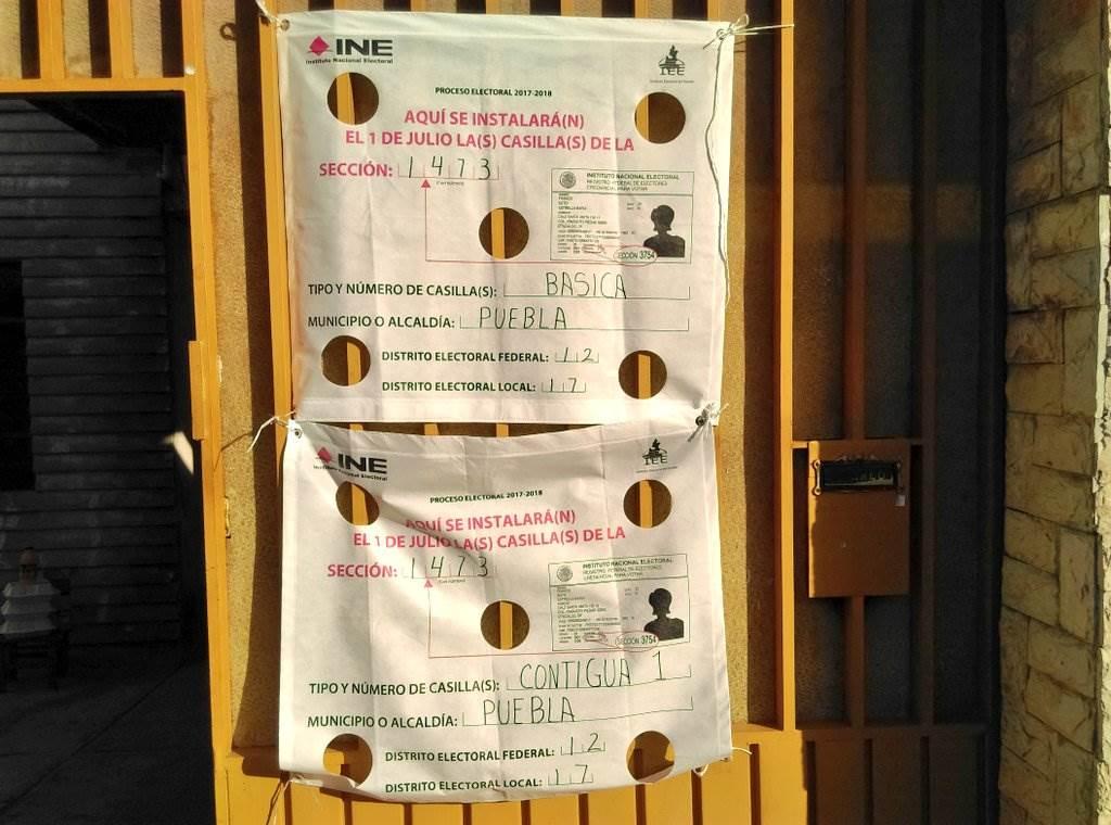 Elecciones en Puebla. Fotografía ilustrativa.