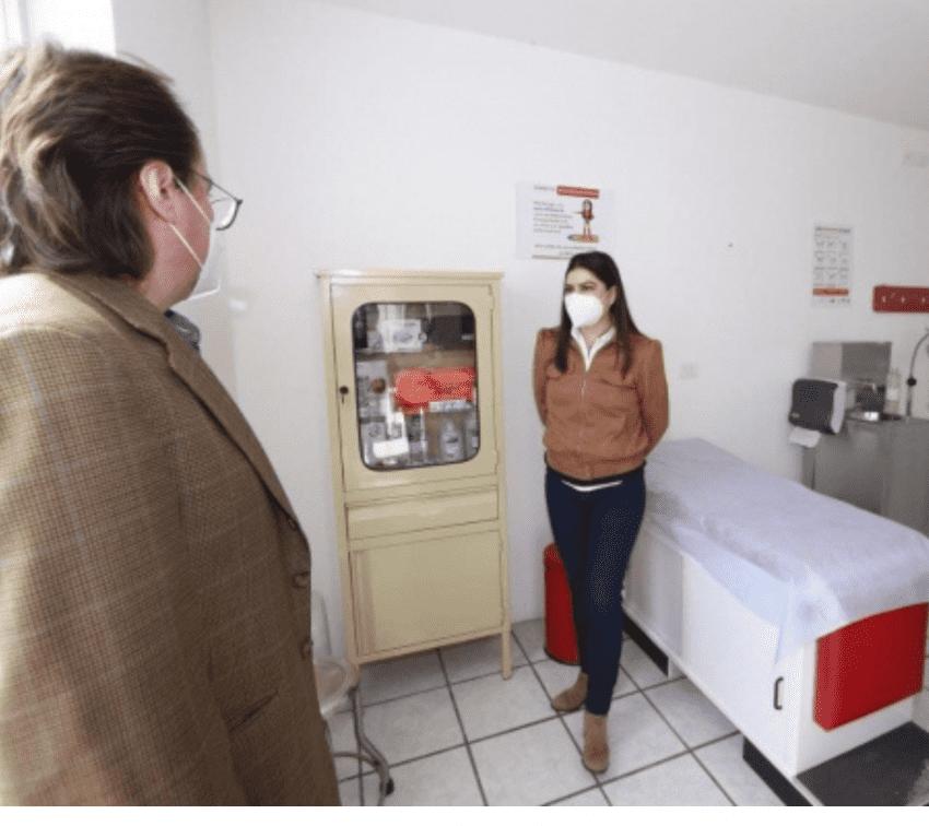 Brindan cuatro mil 905 servicios de salud en Puebla capital