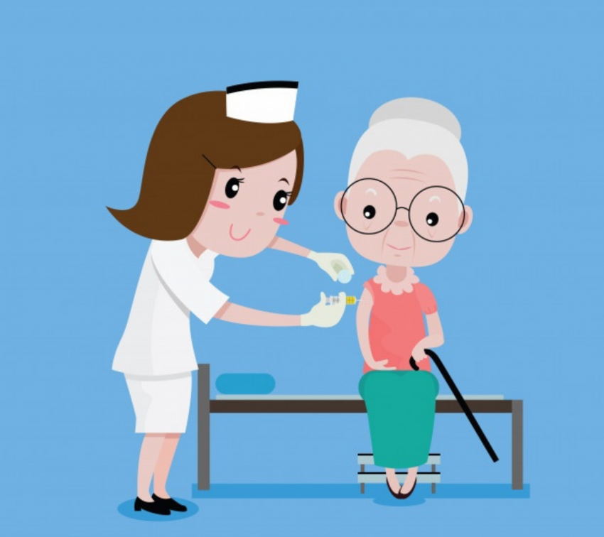 ¿Cómo registrar a un adulto mayor para ser vacunado contra la COVID?