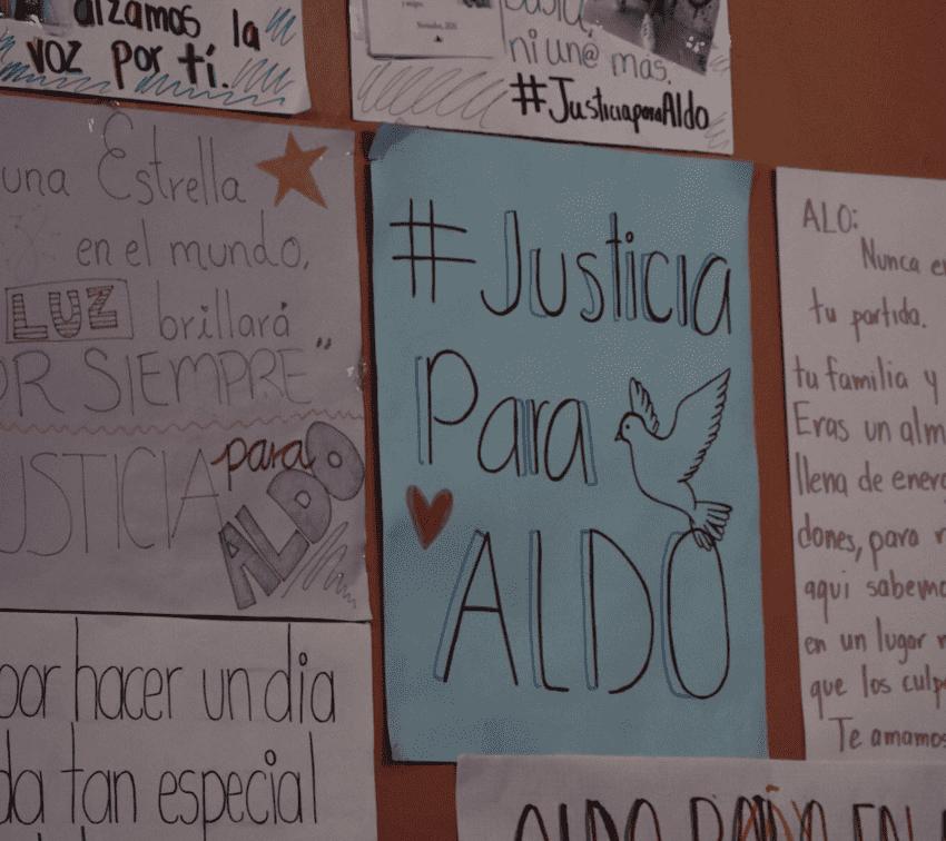 Vinculan a proceso a presuntos homicidas de Aldo, exalumno de la BUAP