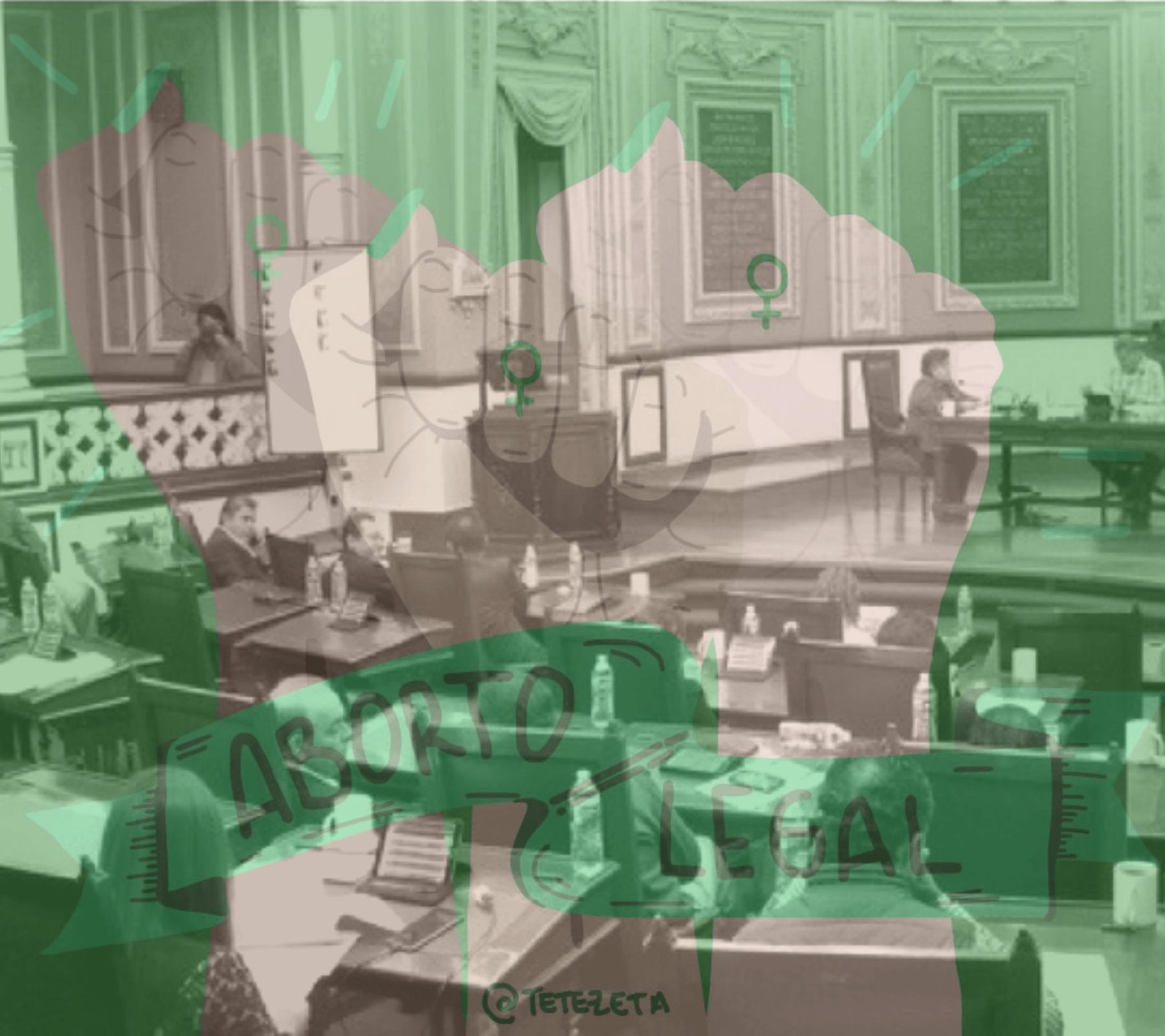 Exigen a Congreso de Puebla retomar discusión sobre despenalización del aborto