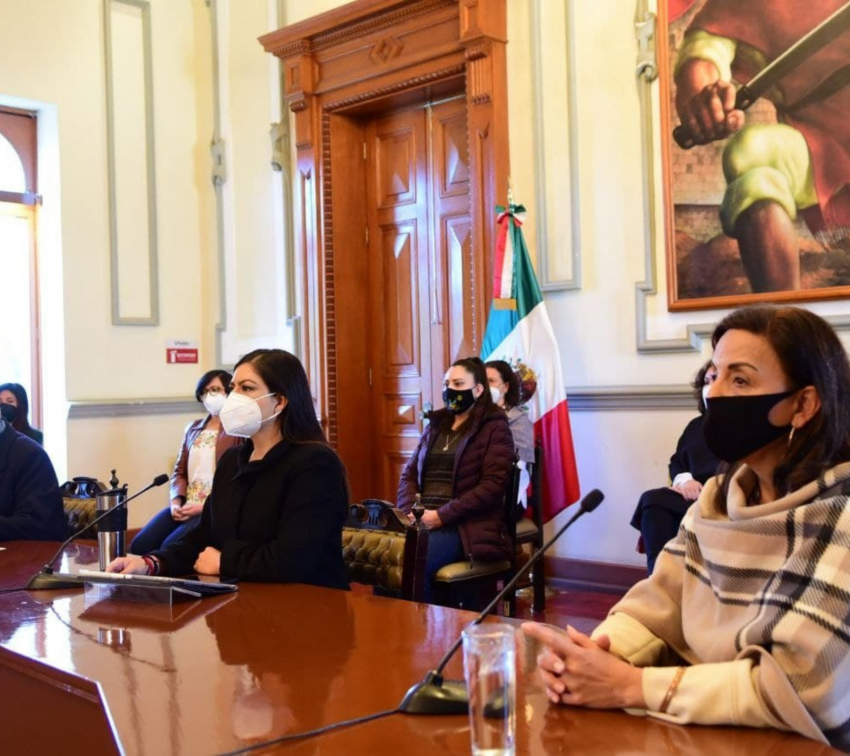 Funcionarias alzan la voz contra la violencia política de género