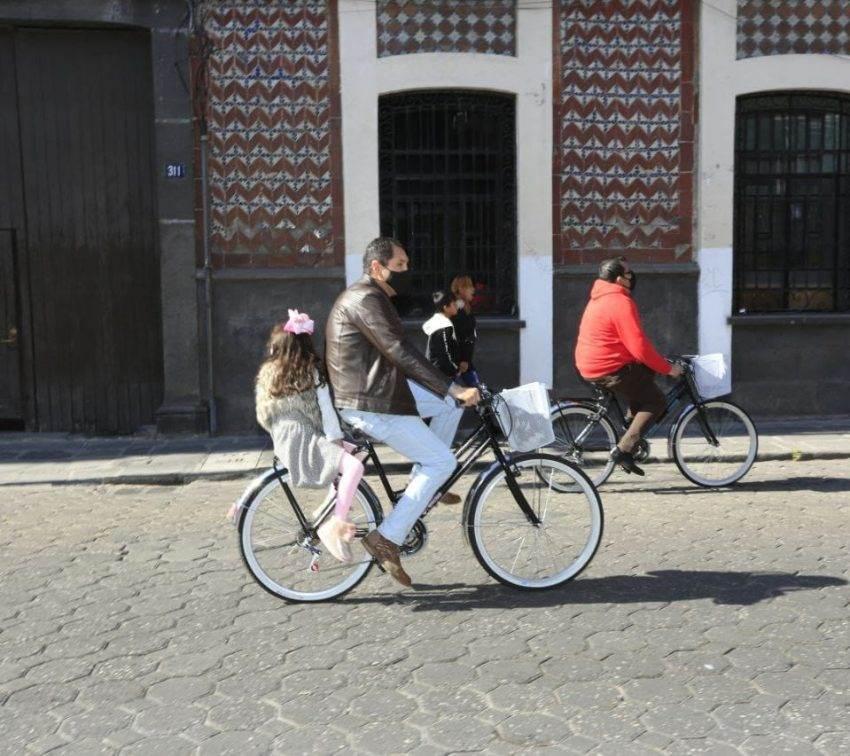 Vuelve la Vía Recreativa Puebla para este domingo 12 de junio