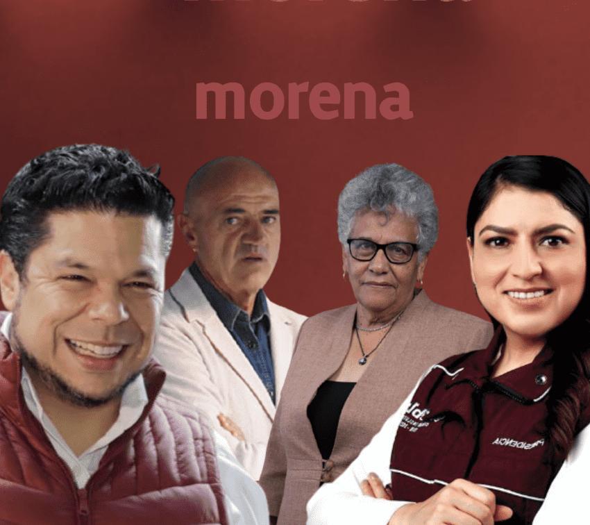 Aspiran ocho a ser candidatos por Morena en Puebla capital
