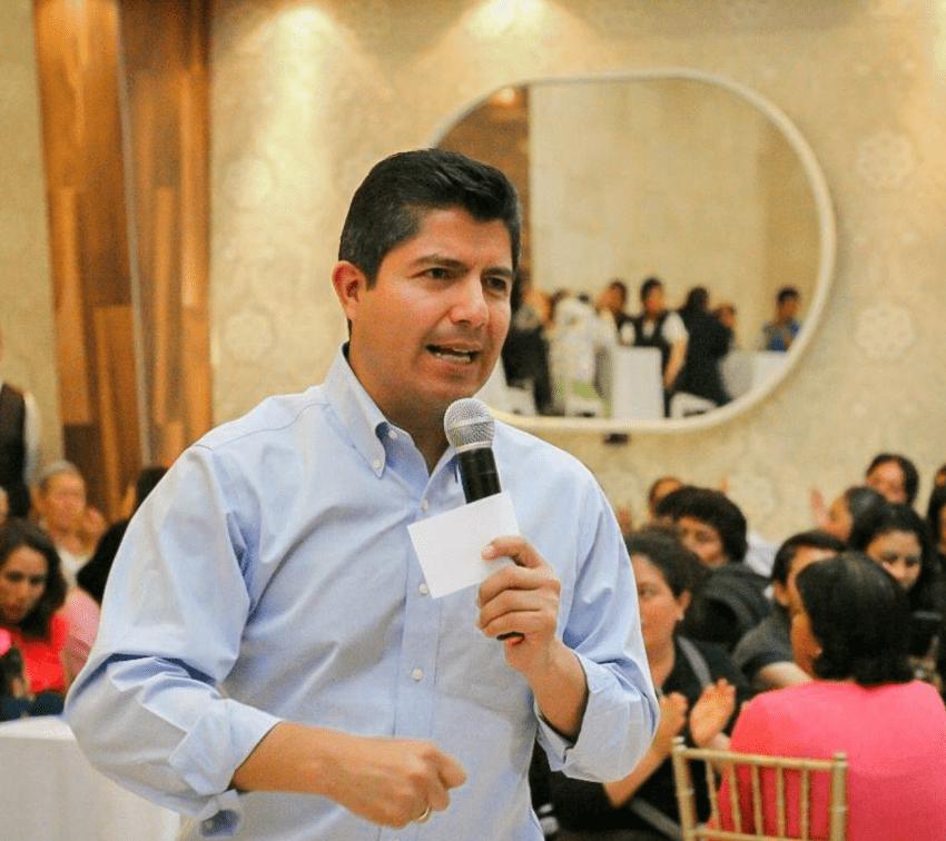 Eduardo Rivera será candidato del PAN a la alcaldía de Puebla por tercera vez