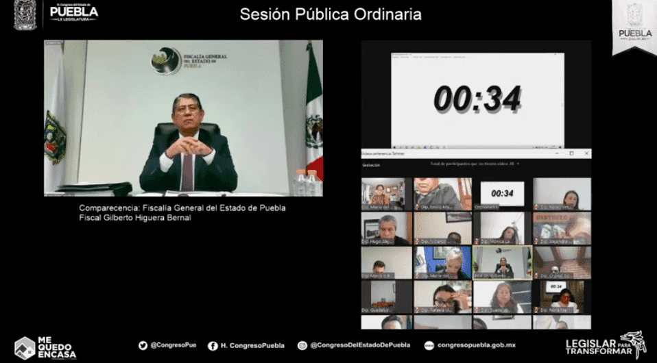 El fiscal de Puebla reservó las cifras sobre sentencias dictadas por los 187 feminicidios cometidos en los últimos años. Es decir, ocultó el grado de impunidad en este delito.