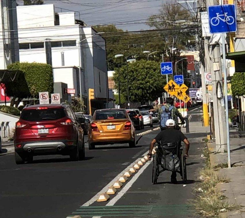 Pide Consejo aplicación de plan de movilidad segura y accesible en Puebla