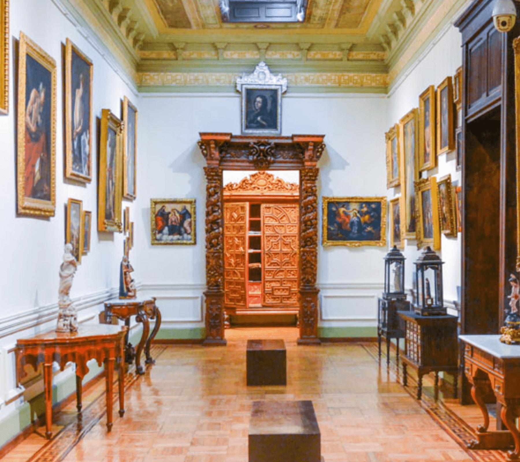 museos de puebla saqueos