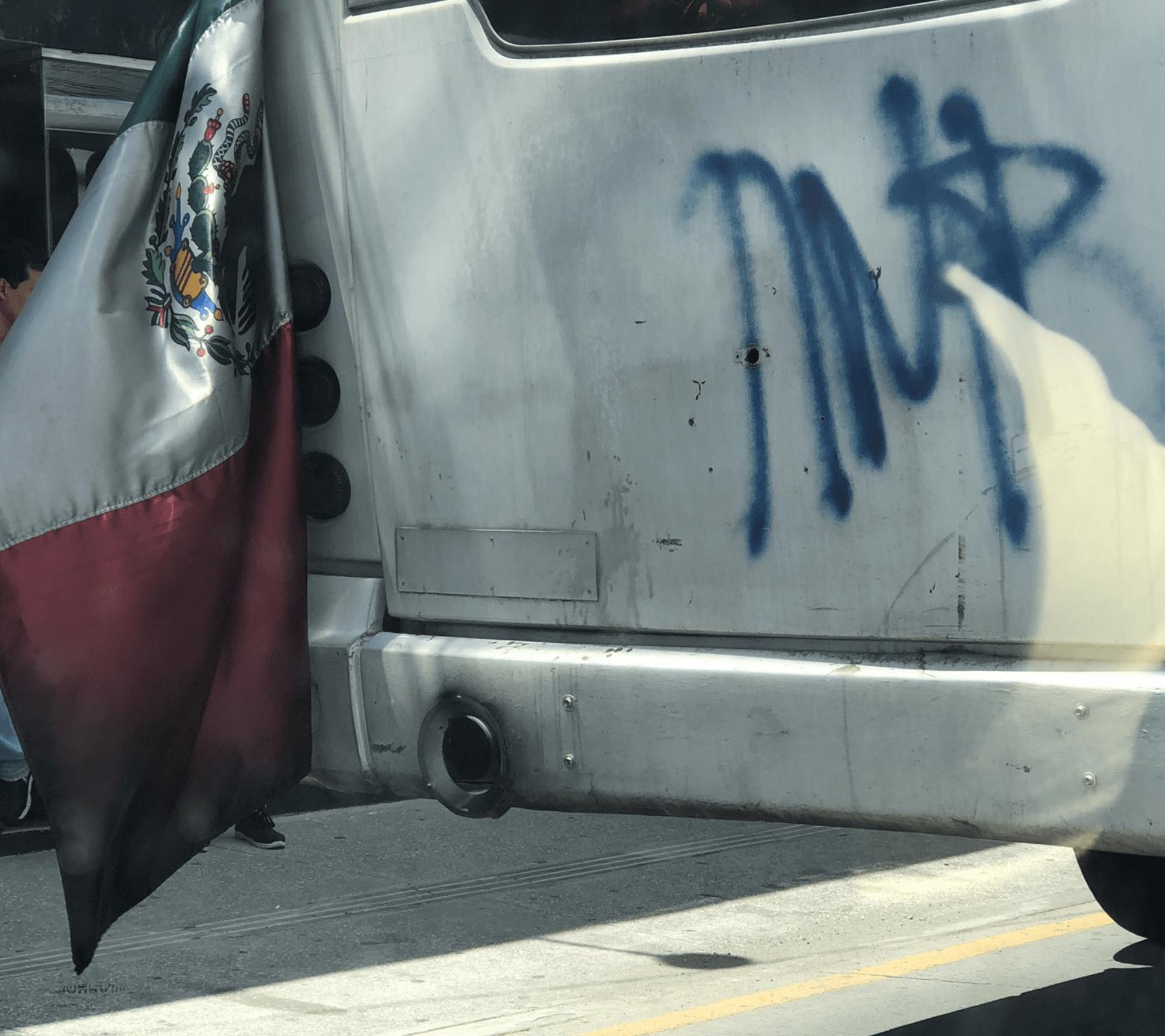movilidad y transporte público en puebla