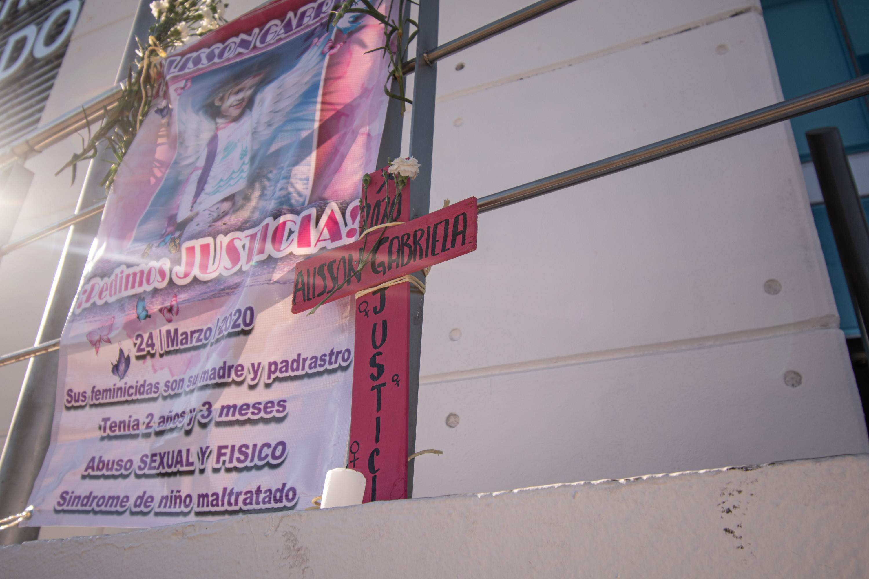 Alisson Gabriela feminicidio menor Puebla
